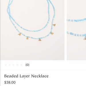 NWTA Free People Necklace